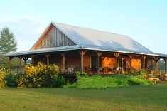 Pole Barn Homes: Everything You Need to Know