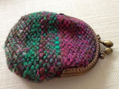 You have to see Noro Kogarashi Woven Purse on Craftsy! - Looking for weaving project inspiration? Check out Noro Kogarashi Woven Purse by member Miss Purl. - via @Craftsy