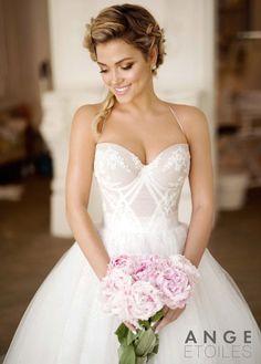 Ballkleid Brautkleid TATYN Hochzeit Kleider von RaraAvisAngeEtoiles