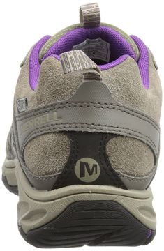 Merrell Women's Daria Waterproof Walking Shoe -- See this great product. (This is an affiliate link) #HikingShoes Waterproof Walking Shoes, Hiking Shoes, Backpacks, Grey, Link, Image, Fashion, Gray, Moda