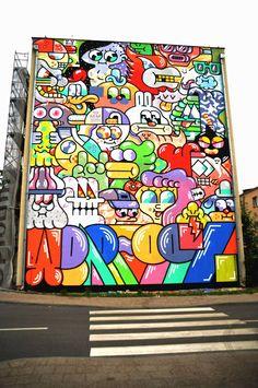 #streetart #gr170 #poland