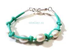 #Pulsera #bracelet www.facebook.com/atelier51.plasencia www.atelier51handmade.com