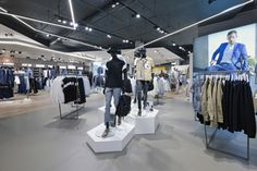 River Island Flagship Store by Dalziel and Pow, Birmingham – UK » Retail Design Blog