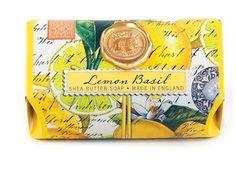 Michel Design Works | Lemon Basil Collection
