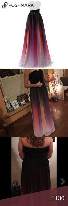 Prom dress Multicolor Dresses Prom