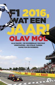 Gevonden via Boogsy: #ebook F1 2016, wat een jaar! van Olav Mol (vanaf € 9,99; ISBN 9789021405056). 2016 is voor Nederland een Formule 1-jaar om nooit te vergeten. Olav Mol deed voor televisie verslag van alle 21 races en maakte het samen met pitreporter Jack Plooij weer van dichtbij mee. 2016 betekende de doorbraak en eerste Formule 1-zege van Max Verstappen. De Belgische Grand Prix op Spa-Francorchamps werd door maar liefst 60.000 Nederlandse raceliefhebbers bezocht. Het... [lees verder]