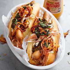 American Hotdog