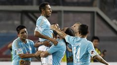 Sporting Cristal ganó 2-1 al Atlético Paranaense por la Copa Libertadores #Depor