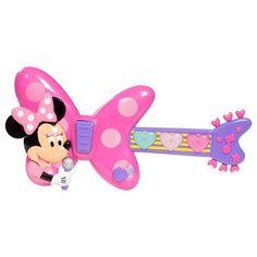 Minnie Mouse Rockin' Guitar - Walmart.com