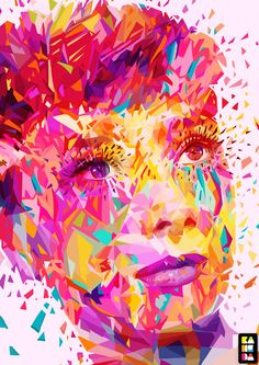 Abstract Colors by Alessandro Pautasso