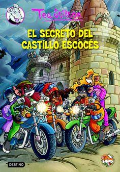 Un libro de aventuras para niños de 10 a 12 años.