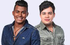 Kleo Dibah e Rafael se apresentam no Festeja Palmas