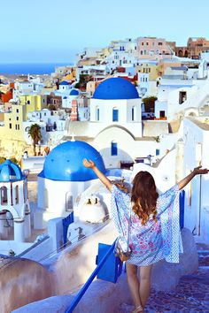 History In High Heels: Postcards from Santorini: Day 2