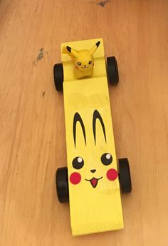 New pikachu pinewood derby cars ideas ideas