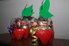 juffendag bedankje diy / treats for teachers