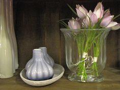 Tulpen en vaasjes | VIA CANNELLA WOONWINKEL | CUIJK