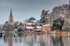 Alemint Most Beautiful Winter Towns To Celebrate Christmas - 30 wonderfully wintery scenes around world