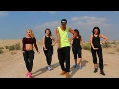 YouTube - work b**ch - Britney Spears / Zumba choreo by Majid - the video is weird as F but the workout is there