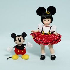 Mickey & Me by Madame Alexander