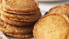 Cornmeal Griddle Cakes Recipe