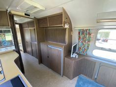 1972 Airstream Overlander 27 - Iowa, Mason City Airstream Trailers For Sale, Mason City, Double Beds, Van Life, Iowa, Bunk Beds, Two By Two, The Unit, Flooring