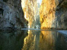 Φαράγγι Πορτίτσας - Σπήλαιο
