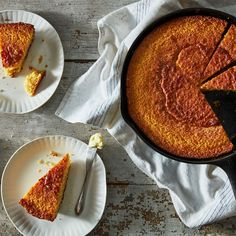 Our test kitchen's best cornbread recipe is fluffy, buttery, just sweet enough, and so quick to come together. The preheated skillet gives it a great crust. History Of Pie, Best Cornbread Recipe, Leftover Mashed Potatoes, Recipe Directions, New Cookbooks, Food 52, Other Recipes, Food Network Recipes, Baked Goods
