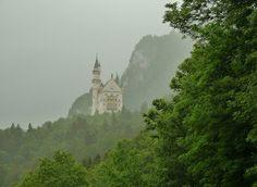 Neuschwanstein Castle , Germany