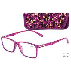 Eso Vision 165068 C3 full frame reading glasses attach glasses porket convenience