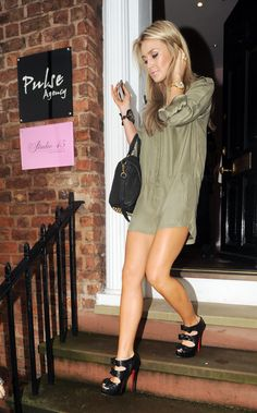 Alex Curran, Alex Gerrard, Dress Up, Shirt Dress, Classy And Fabulous, Her Style, Style Icons, Nice Dresses, Celebrity Style