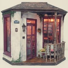 #dollhouse #miniature #mini: