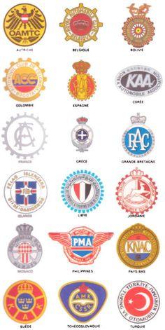 Automobiles Club - Logos