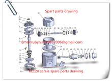 Mkl229 un ensemble de rouleau ( 3 peças ) et 6 mm die pour la machine à granulés de bois(China)