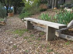 How to Build Simple Garden Benches for Free there are several of these I just love and I think I am gonna try a couple of them. The post How to Build Simple Garden Benches for Free appeared first on Garden Diy.