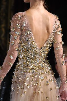 Zuhair Murad Spring 2013 - Details.....There is NOTHING this man designs that i do not LOVE. <>