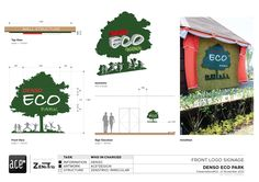ace*design / koradon: Environmental Graphic Design