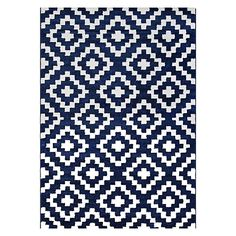 Instil a love of tribal geometry and playful colour in your décor with the plush frise feel of the Farkli Modern Rug from Boundary.