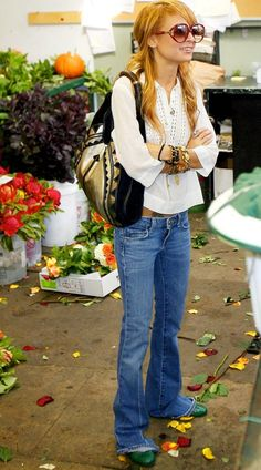 Ideas Style Icons Boho Outfit For 2019 Love Fashion, Trendy Fashion, Fashion Trends, 2000s Fashion, Boho Outfits, Cute Outfits, Style Icons Inspiration, Nicole Richie, Richie Rich