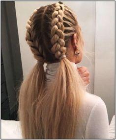 152+ braid hairstyle ideas for girls nowadays - page 19 | myblogika.com