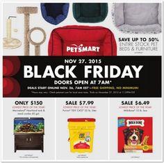 PetSmart Black Friday Ad 2015
