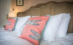 Darwin's Townhouse - Brand Identity & Photography In Shropshire Stunning Photography, Black And White Illustration, Darwin, Brand Identity, Townhouse, Bed Pillows, Home, Design, Pillows