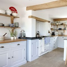 Best Country Kitchen Storages | Ideas for Home Garden Bedroom Kitchen - HomeIdeasMag.com