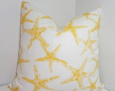 OUTDOOR Navy Blue Ocean Starfish Pillow Covers Navy by HomeLiving
