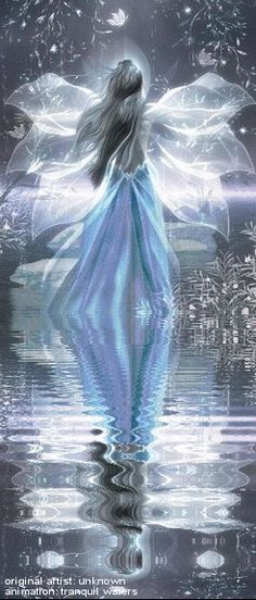 Water Animations - Oceans to Angels - Image 12 - Tranquil Waters - Fantasy Art .