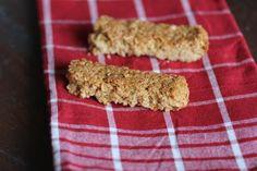 An easy homemade recipe for gluten free nut free granola bars.
