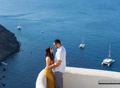 Santorini Photo Shoot with a beautiful couple Santorini Photographer, Santorini Wedding, Santorini Greece, Beautiful Couple, Photo Shoot, Wedding Photography, Island, Couples, Photoshoot