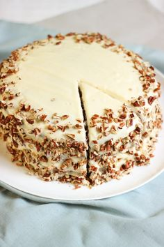Cookie Desserts, Easy Desserts, Dessert Restaurants, Love Cake, Carrot Cake, Queso, Cake Recipes, Sweet Tooth, Food Porn
