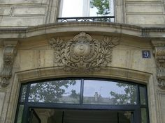 """Demeure de Marcel Proust – 9 boulevard Malesherbes, Paris VIIIe. """"Marcel Proust a habité cet immeuble de 1873 à 1900."""" Photo by Yvette Gauthier."""