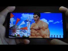 TEKKEN - Galaxy Note 8 Exynos gameplay - the world's most successful fighting game - Andrasi.ro