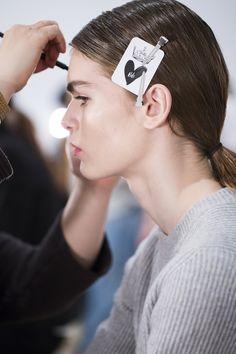 Proenza Schouler Fall 2016 Ready-to-Wear Fashion Show Beauty
